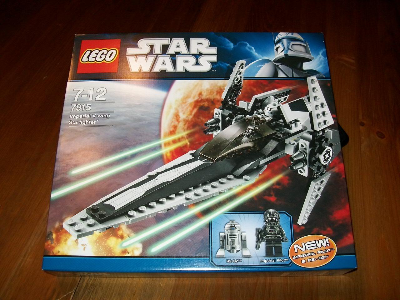 revue du set lego star wars 7915 lego r by alkinoos. Black Bedroom Furniture Sets. Home Design Ideas
