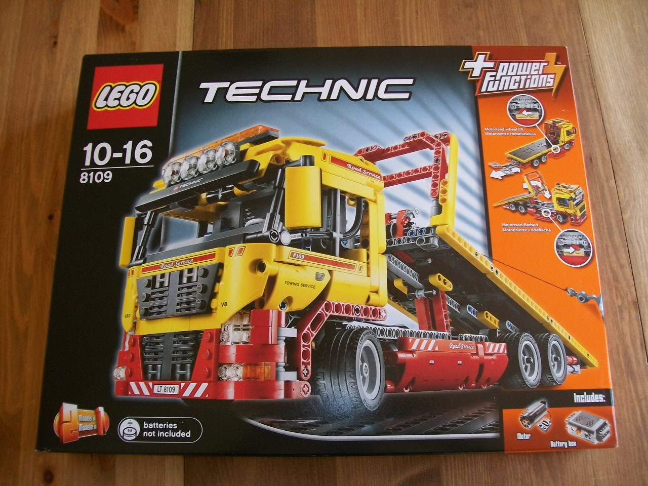 lego technic 8109. Black Bedroom Furniture Sets. Home Design Ideas