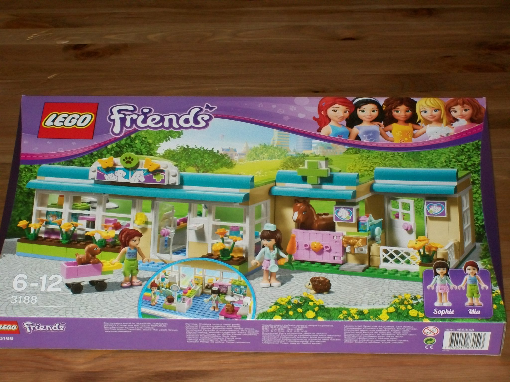 Favori Lego 3188 (Friends): Revue du set – Lego(R) by Alkinoos UF26